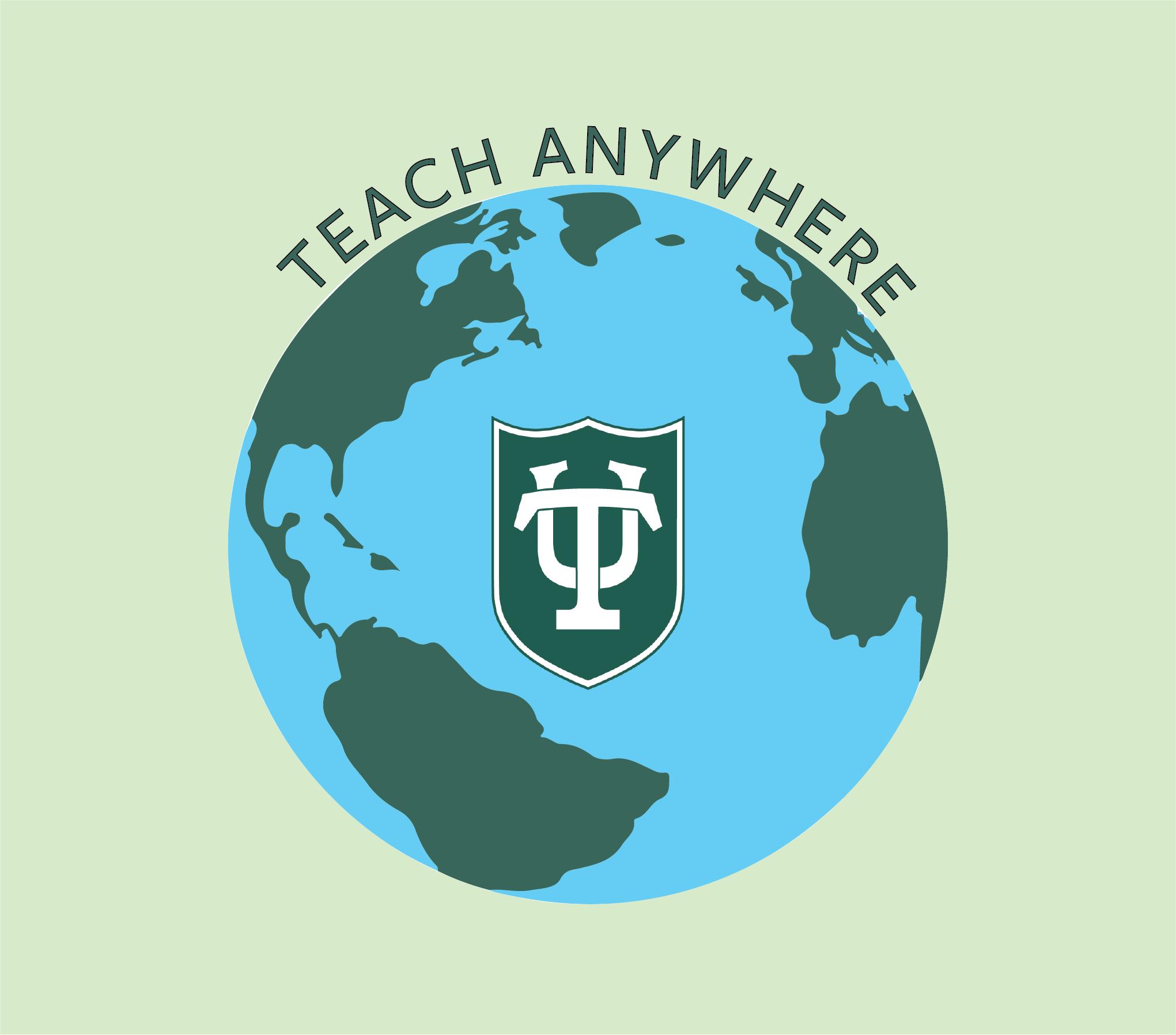 Teach Anywhere Logo